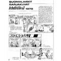 SI20 Suomalaiset sarjakuvat lehdistössä
