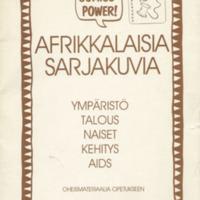 Afrikkalaisia sarjakuvia