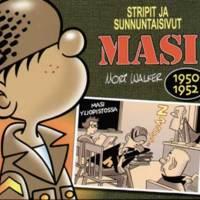 Masi 1950-1952, stripit ja sunnuntaisivut