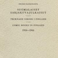 Suomalaiset sarjakuvajulkaisut 1904-1966