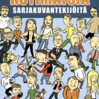 Kotimaisia sarjakuvantekijöitä